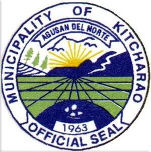 Kitcharao, Agusan del Norte - Image: Municipality of Kitcharao