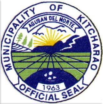 Kitcharao, Agusan del Norte - Image: Municipality of Kitcharao