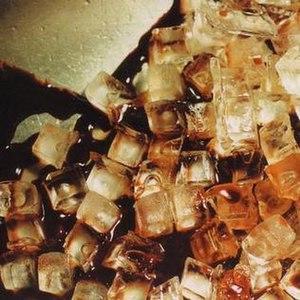 Chocolate and Ice
