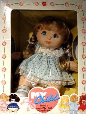 My Child - A My Child doll