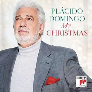 My Christmas (Plácido Domingo album) - Image: My Christmas (Plácido Domingo album)