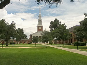New Orleans Baptist Theological Seminary - NOBTS's Chapel