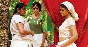 Naalu Pennungal - Screenshot of the movie