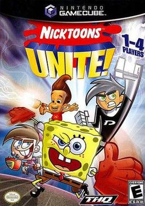 Nicktoons Unite! - Image: Nicktoons Unite!