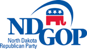 North Dakota Republican Party - Image: North Dakota Republican Party Logo