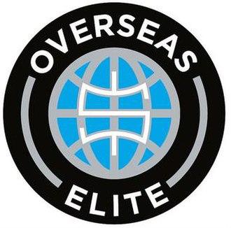 Overseas Elite - Image: Overseas Elite logo