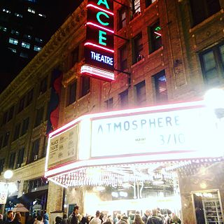 Palace Theatre (St. Paul) music venue in Saint Paul, Minnesota, formerly a  theater