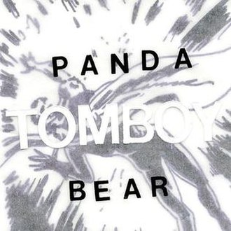 Tomboy (song) - Image: Panda Bear Tomboy Single (2010)