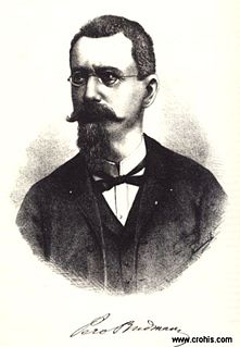 Pero Budmani Croatian linguist