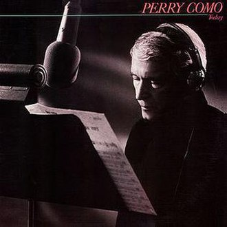 Today (Perry Como album) - Image: Perry Como Today