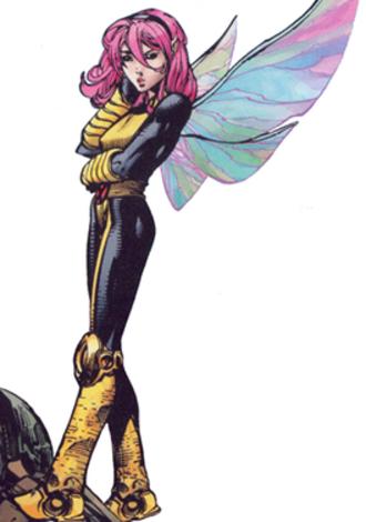 Pixie (X-Men) - Image: Pixie Wiki