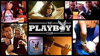 <i>The Playboy Club</i> American television series