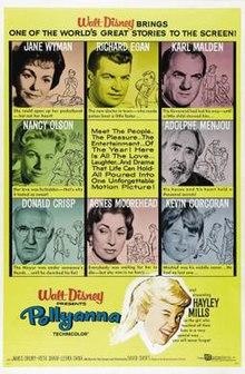 Pollyanna (1960 film) poster.jpg