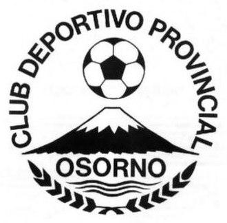 Provincial Osorno - Image: Posorno 83