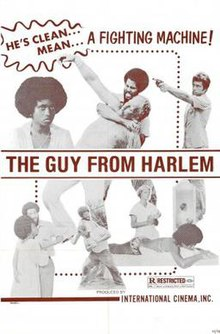 The Guy from Harlem movie