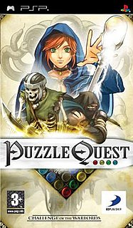 <i>Puzzle Quest: Challenge of the Warlords</i> 2007 video game