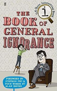 <i>The Book of General Ignorance</i>