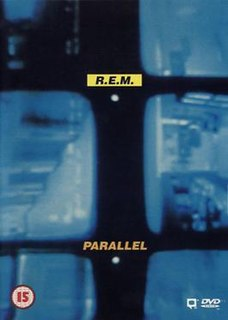 <i>Parallel</i> (video) 1995 video by R.E.M.