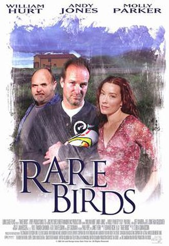 Rare Birds - Theatrical release poster