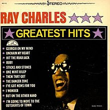 Ray Charles That Spirit Of Christmas.Ray Charles Greatest Hits Wikipedia