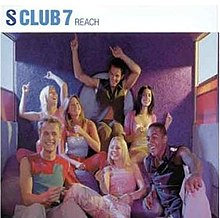 S Club 7 — Reach (studio acapella)