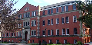 Edinboro University of Pennsylvania - Reeder Hall