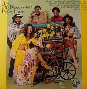 Reflections (The 5th Dimension album) - Image: Reflections (The 5th Dimension album)