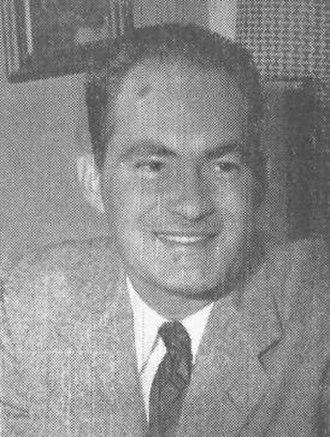 Richard Wilson (author) - Richard Wilson c. 1957.