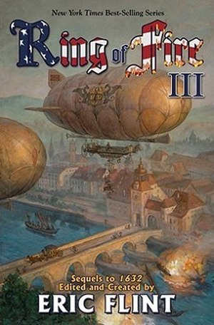 Ring of Fire III - Cover of the first edition of Ring of Fire III.