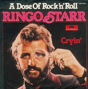 A Dose of Rock 'n' Roll - Image: Ringo Dose