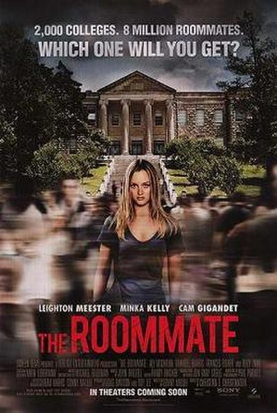 Picture of a movie: The Roommate