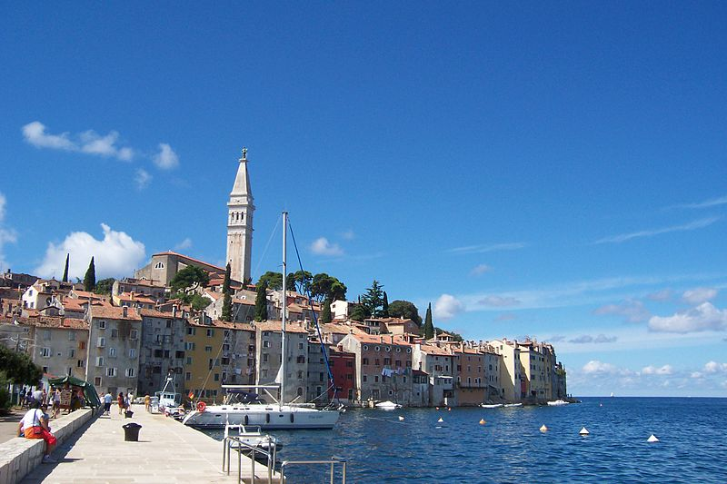 File:Rovinj old town.jpg