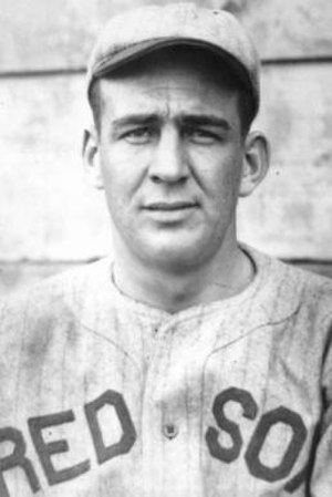 Roy Carlyle - Image: Roy Carlyle with Boston Red Sox