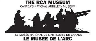 Royal Canadian Artillery Museum - Image: Royal Canadian Artillery Museum Logo