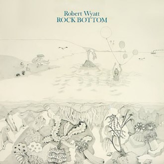 Rock Bottom (album) - Image: Rwrockbottom