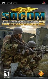 <i>SOCOM U.S. Navy SEALs: Fireteam Bravo 2</i>