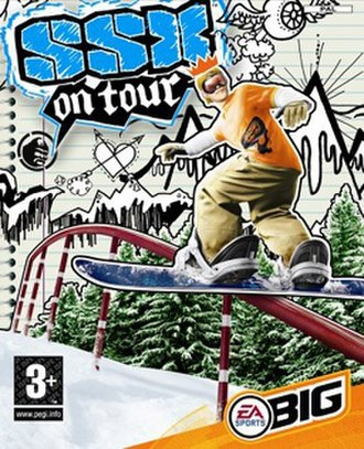 SSX on Tour - Image: SSX on Tour