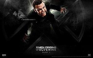 Sabretooth (comics) - Liev Schreiber as Victor Creed in X-Men Origins: Wolverine.