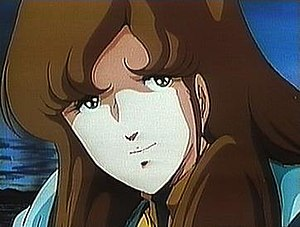 Misa Hayase - Image: Scene from Robotech