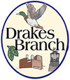 Official seal of Drakes Branch, Virginia