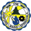 Official seal of Sanford, Maine
