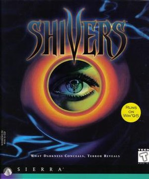 Shivers (video game) - Image: Shivers PC Box
