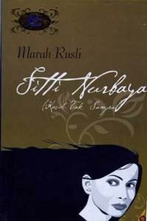 Sitti Nurbaya - Cover of the 44th printing