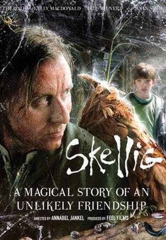 Skellig (film) - Image: Skellig film poster