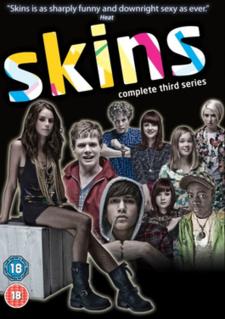 <i>Skins</i> (series 3) season of television series