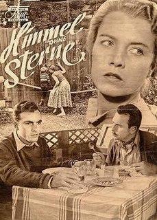 <i>Sky Without Stars</i> 1955 German film directed by Helmut Käutner