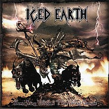 Iced Earth - Something Wicked This Way Comes
