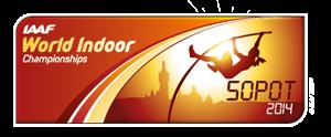 2014 IAAF World Indoor Championships - Image: Sopot 2014Logo