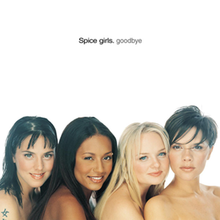 Spice Girls — Goodbye (studio acapella)