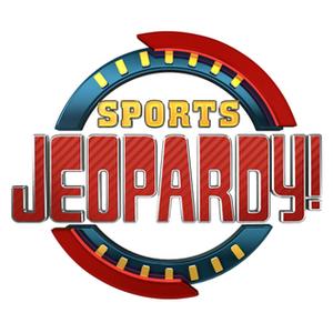Sports Jeopardy! - Image: Sports Jeopardy! Logo